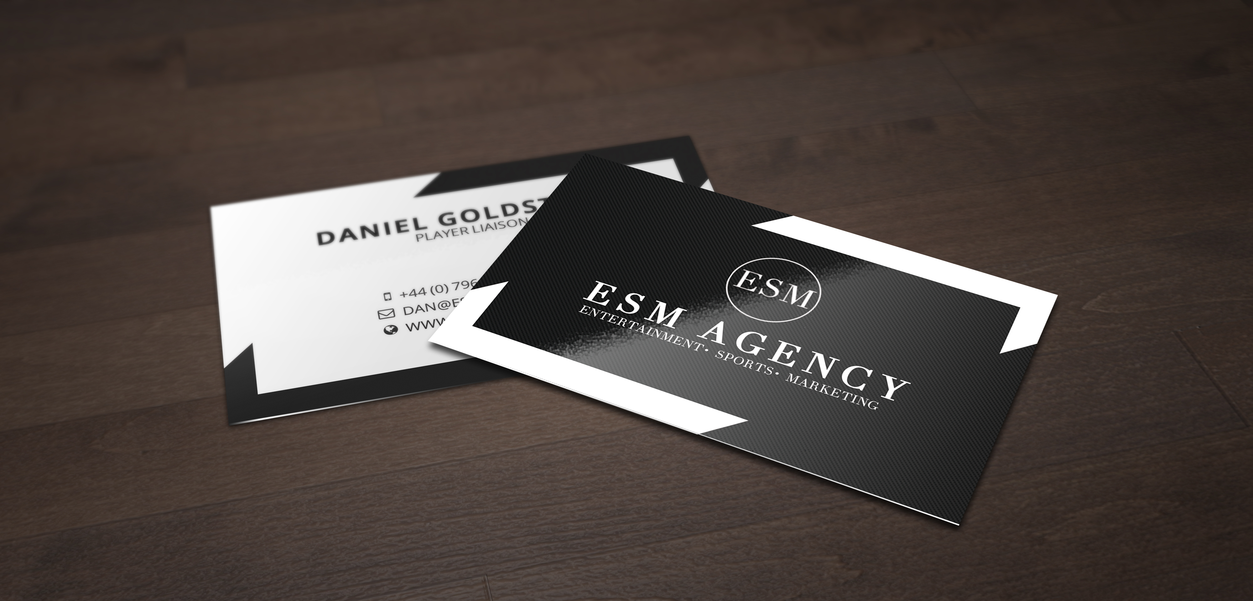 esm agency jason barnwell