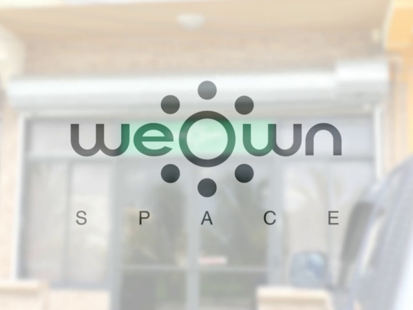 WeOwn Space Anniversary Video